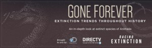 Gone Forever Extinction Trends Throughout History